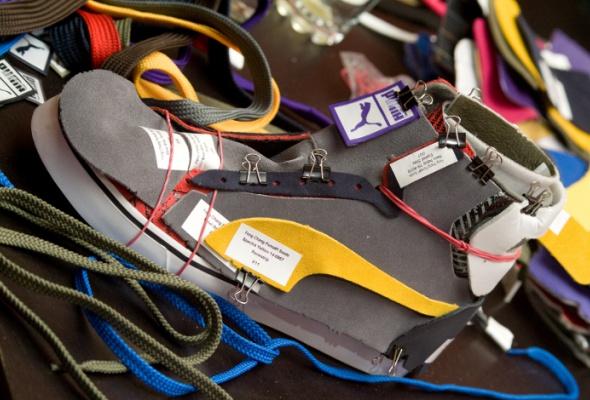 ВЦУМе открылся сервис Puma посозданию кроссовок индивидуального дизайна - Фото №1