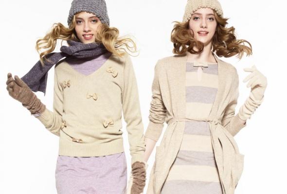30теплых трикотажных платьев - Фото №0