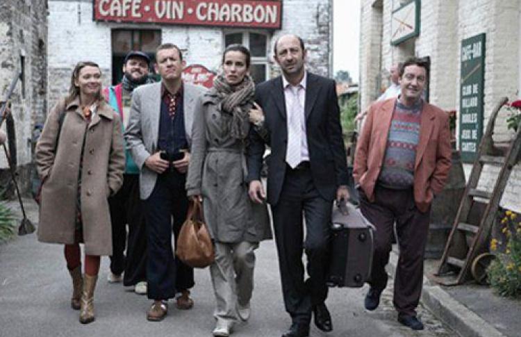 Киноклуб французского института: Bienvenu chez les Сh`tis (Бобро поржаловать)