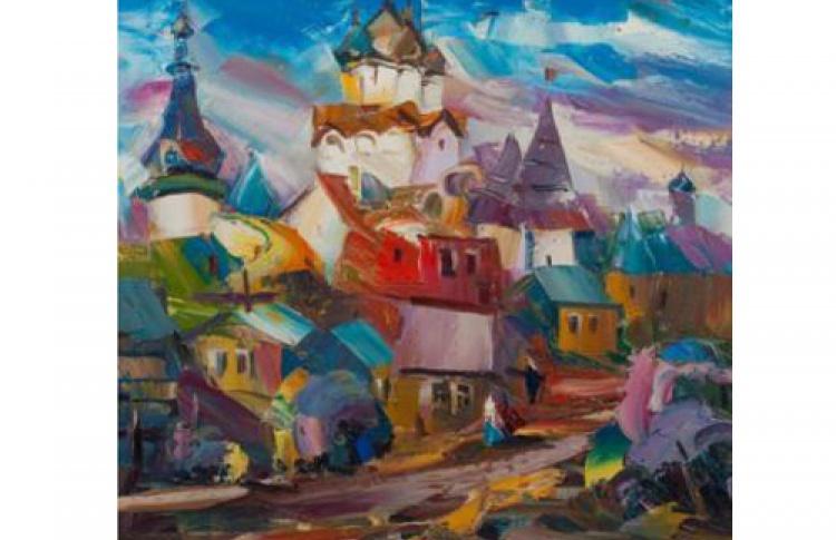 Юбилейная выставка, посвященная 5-летию галереи