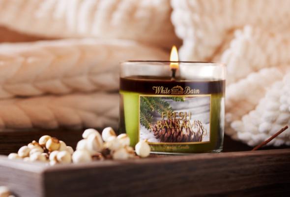 ВBath & Body Works появились новые парфюмированные свечи - Фото №1