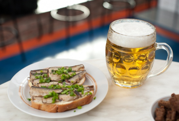 5демократичных ресторанов срусской кухней - Фото №2