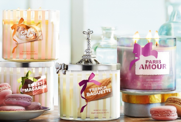 ВBath & Body Works появились новые парфюмированные свечи - Фото №4