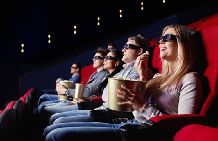 ВМоскве открывается 4DX-кинотеатр