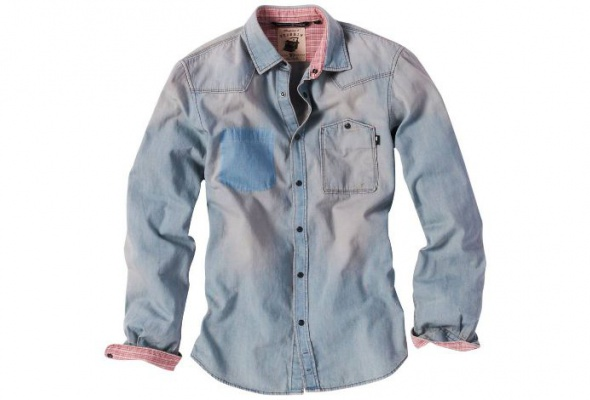Tom Tailor выпустил футболки сизображением Джими Хендрикса иThe Doors - Фото №15