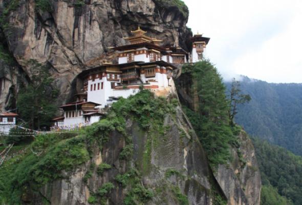 Бутан— страна Громового Дракона - Фото №7
