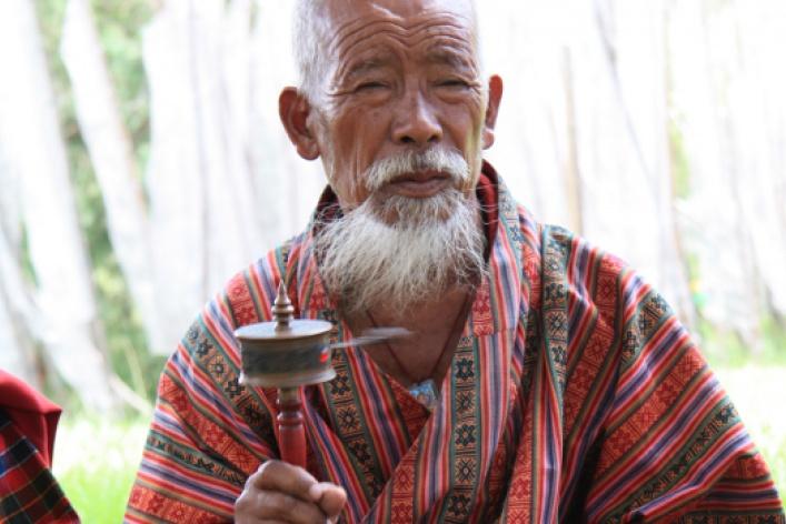 Бутан— страна Громового Дракона