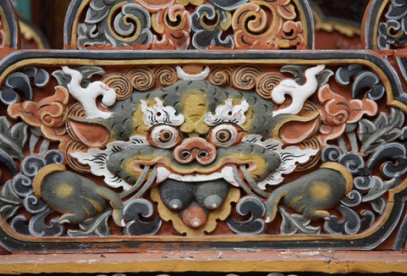 Бутан— страна Громового Дракона - Фото №1