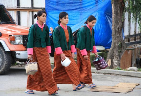 Бутан— страна Громового Дракона - Фото №3