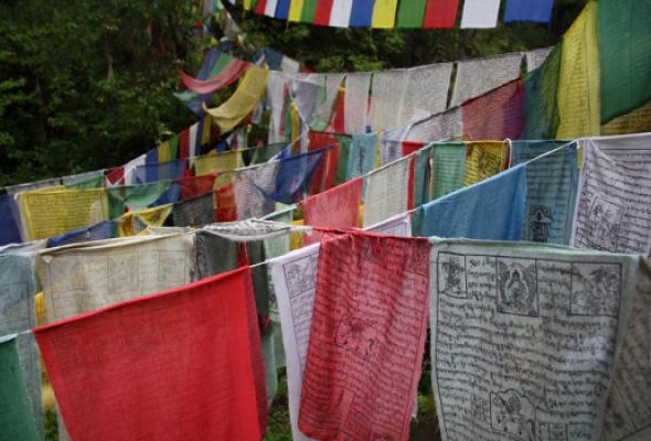 Бутан— страна Громового Дракона - Фото №4