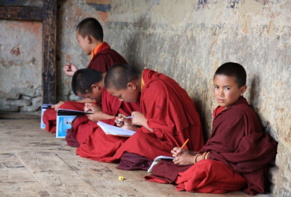 Бутан— страна Громового Дракона - Фото №5