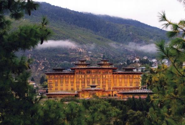 Бутан— страна Громового Дракона - Фото №8