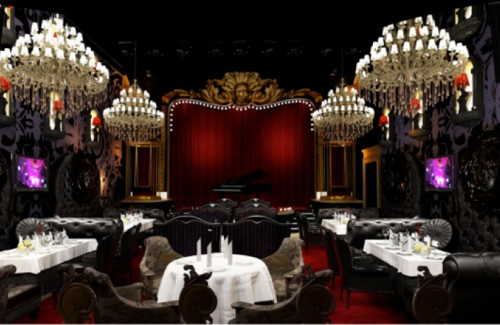 Lucianno: Театр Караоке-Ресторан