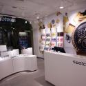 Флагманский магазин Swatch открылся вновой концепции