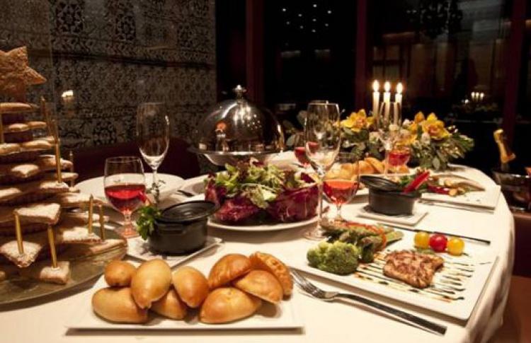Царский ужин