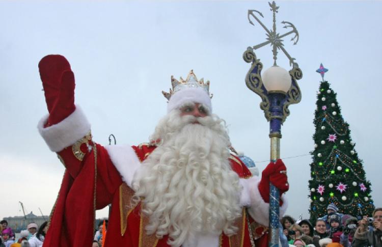 Вмоскве пройдет Новогодняя Ярмарка отСбербанка