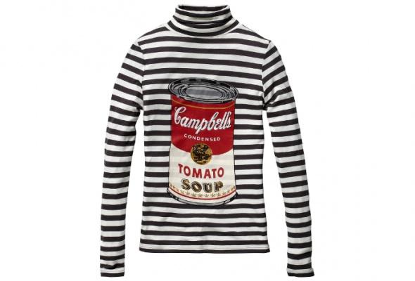 Pepe Jeans посвятил новую коллекцию Энди Уорхолу - Фото №0