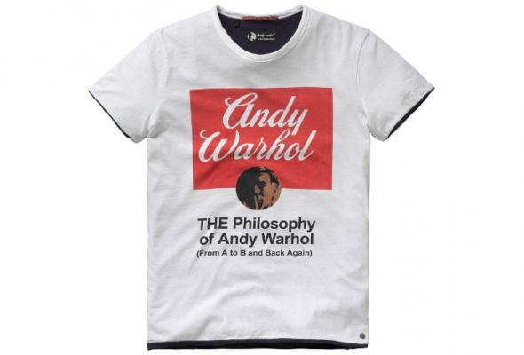 Pepe Jeans посвятил новую коллекцию Энди Уорхолу - Фото №24