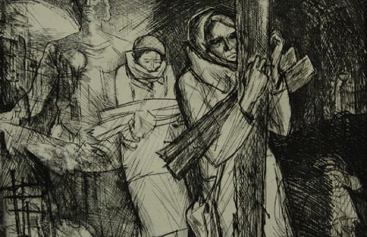 Свидетели осадных дней