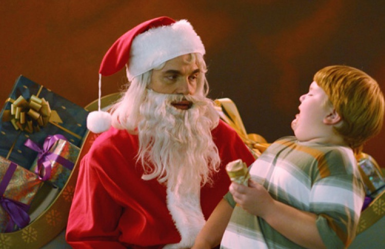 Кино. Ночь. Пироги: Плохой Санта