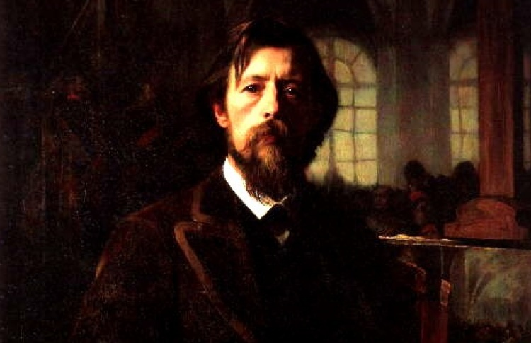 Антон фон Вернер