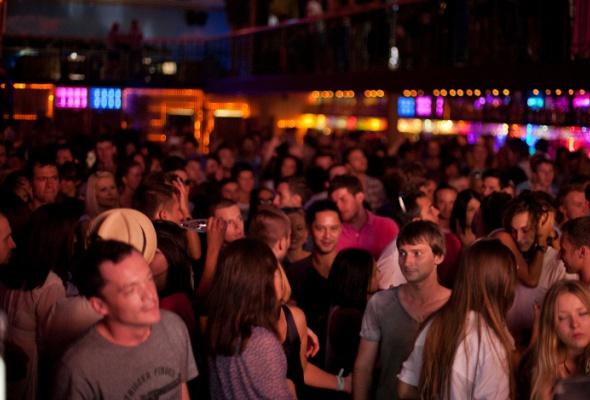 Вечеринка недели: «ПМС-Марафон-2» - Фото №0
