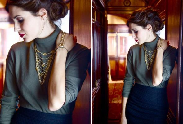 Блогер Галя Гонсалес создала коллекцию для Mango Touch - Фото №2