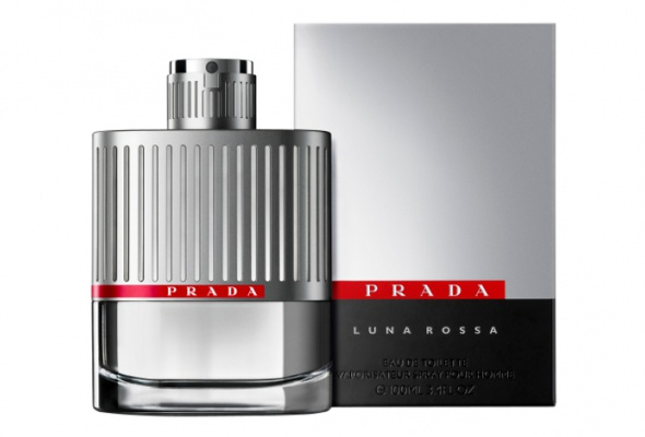 Дом Prada выпустил новый мужской парфюм Luna Rossa - Фото №1