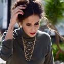 Блогер Галя Гонсалес создала коллекцию для Mango Touch