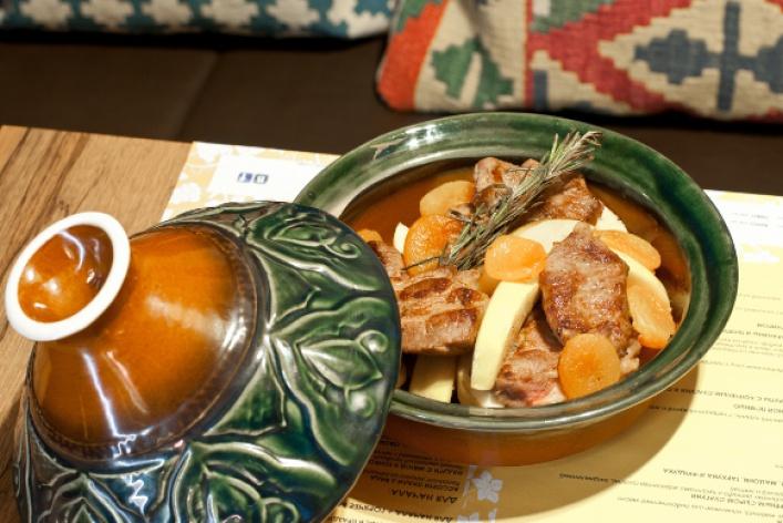 Тенденция: ресторанные блюда надвоих