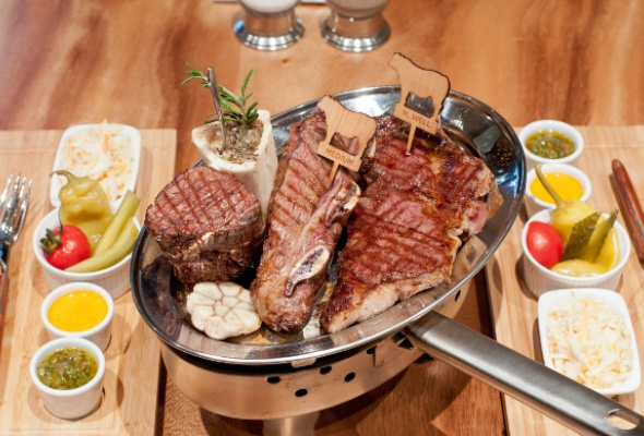 Тенденция: ресторанные блюда надвоих - Фото №3