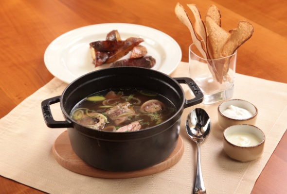 Тенденция: ресторанные блюда надвоих - Фото №5