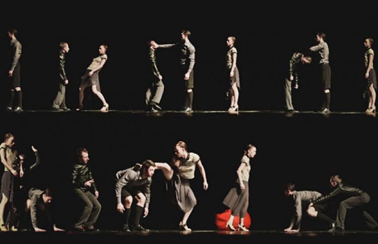 Провинциальные танцы