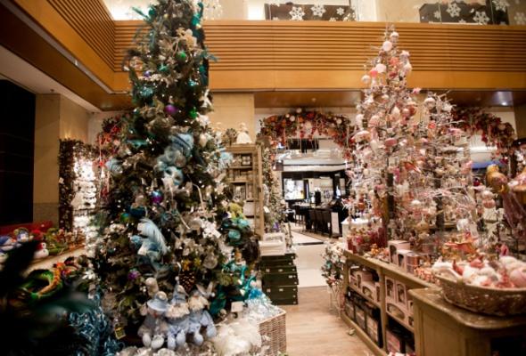 Новогодний базар в ЦУМе - Фото №0