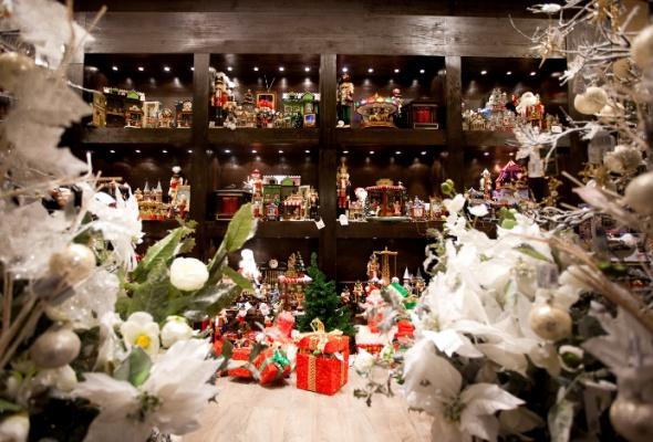 Новогодний базар в ЦУМе - Фото №1
