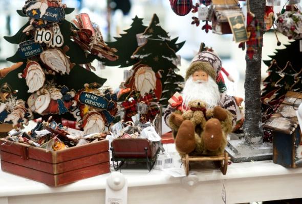 Новогодний базар в ЦУМе - Фото №3