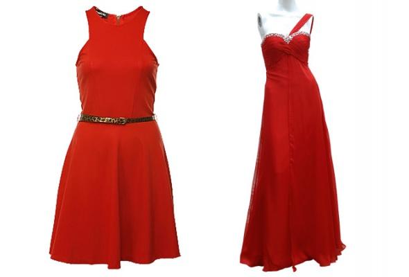 Где найти: Красное платье - Фото №0