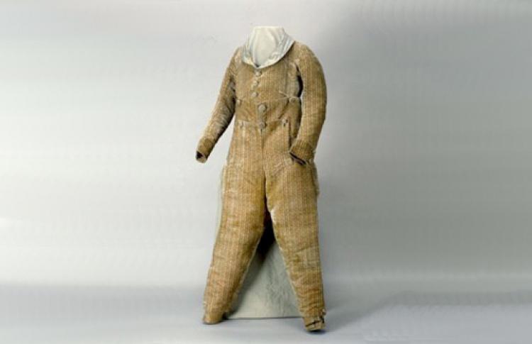Детский костюм XVIII-XX веков