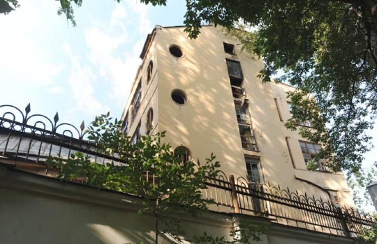Сгоревшая типография журнала «Огонек» станет отелем