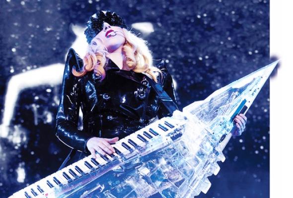 Lady Gaga - Фото №1