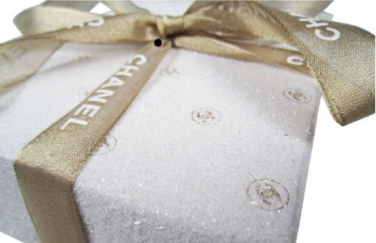 Бесплатная подарочная упаковка для покупок в Beauty Boutique Chanel