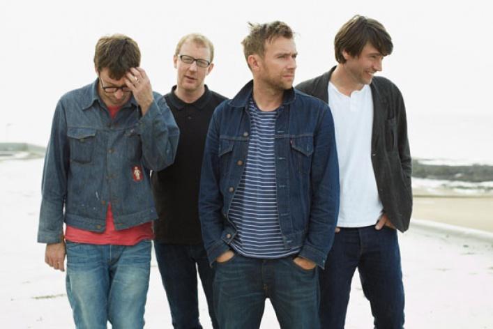 Группа Blur выступит вМоскве