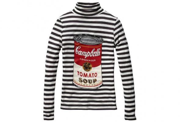 Pepe Jeans посвятил новую коллекцию Энди Уорхолу - Фото №11