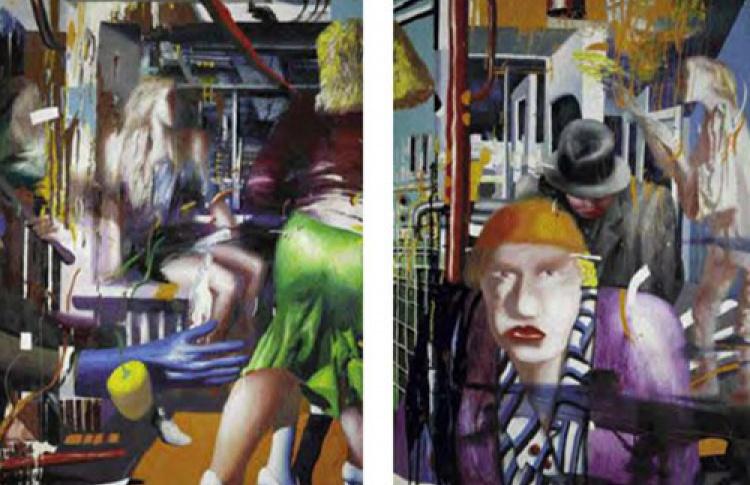 Без барьеров. Российское искусство 1985-2000