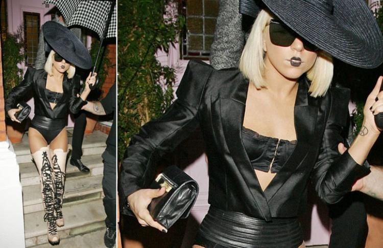 Леди Гага: 50образов, которые потрясли мир Фото №359101