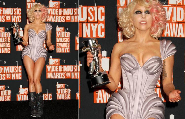 Леди Гага: 50образов, которые потрясли мир Фото №359106