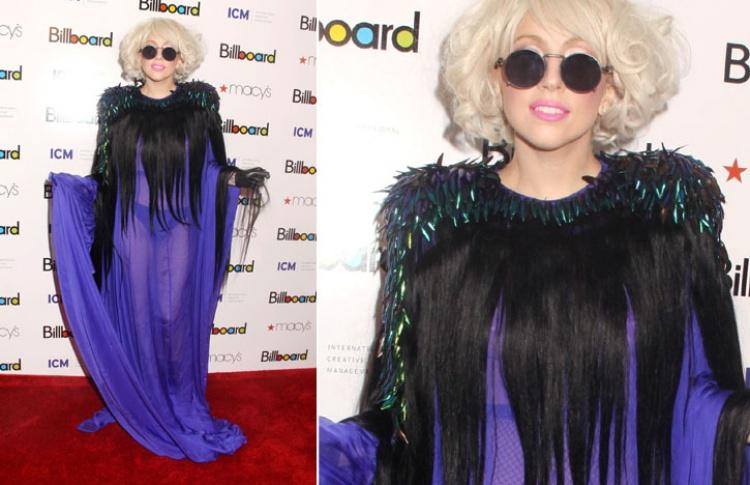 Леди Гага: 50образов, которые потрясли мир Фото №359108