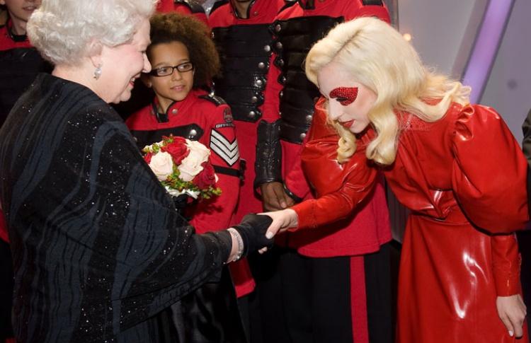 Леди Гага: 50образов, которые потрясли мир Фото №359110