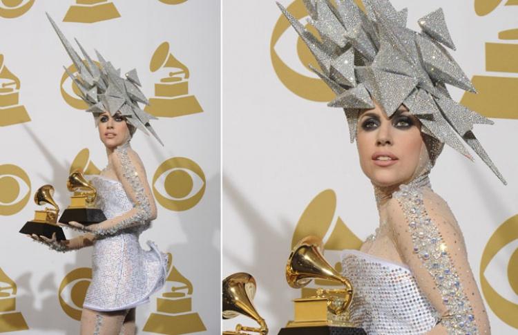 Леди Гага: 50образов, которые потрясли мир Фото №359119