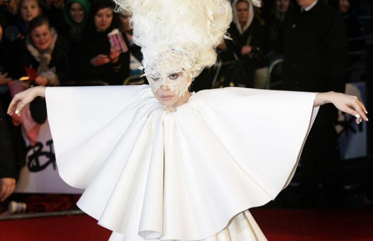 Леди Гага: 50образов, которые потрясли мир Фото №359120